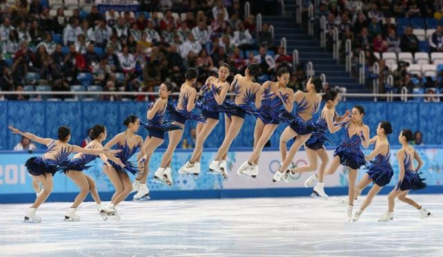 フィギュアスケートジャンプの種類(トウループ、サルコウ、ループ、フリップ、ルッツ、アクセル)